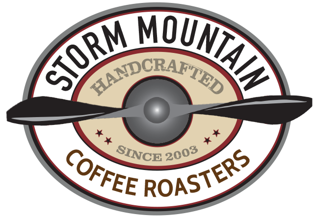 Storm Mountain Coffee Logo